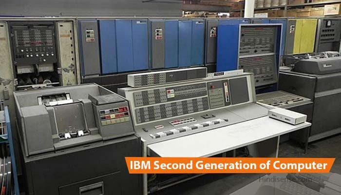 computer k second generation